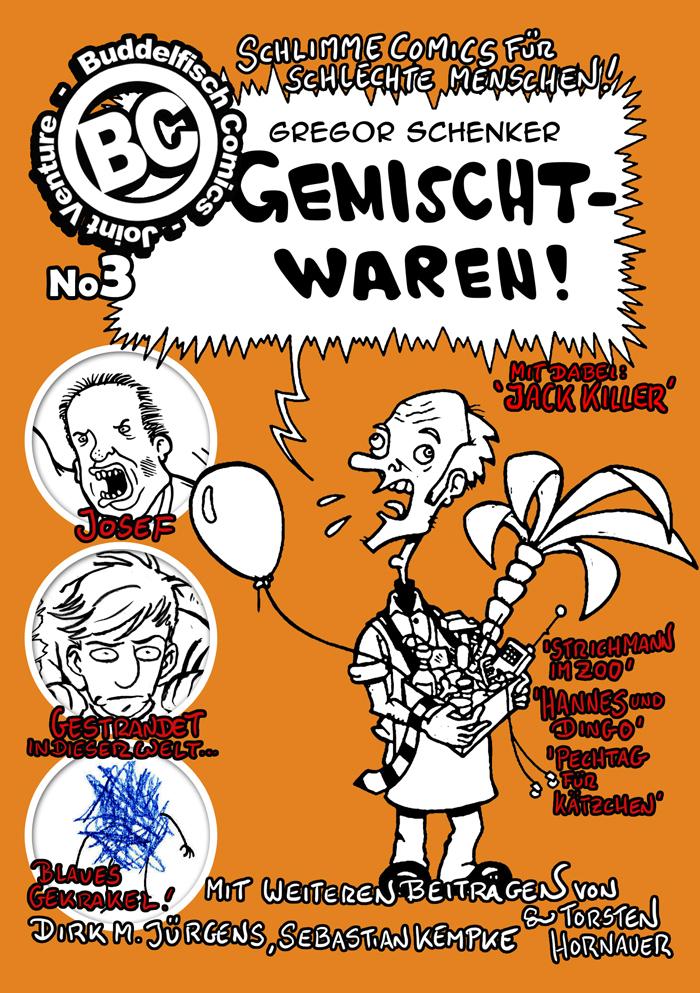 """Jetzt online: BC Heft 3 """"Gemischtwaren"""""""