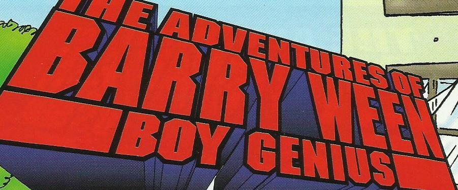 Barry Ween: Das junge Genie von Judd Winick (1999 – 2002)