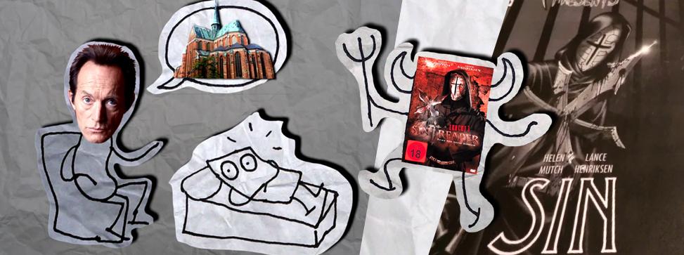 """""""Leinwand aus Papier: Sin Reaper (2012)"""" VIDEO"""