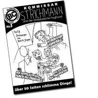 Buddelfisch Comics Nr. 1