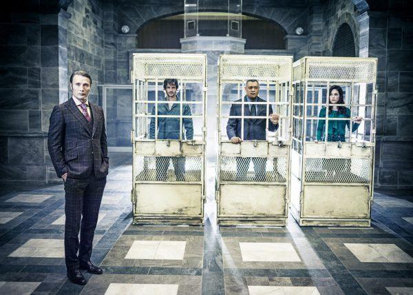#21 Hannibal, Fringe & Meltzer