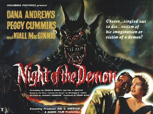 Monster der Woche #2: The Demon (1957)
