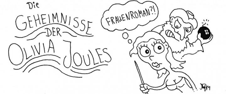 Titel Die Geheimnisse der Olivia Joules