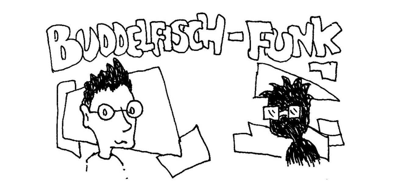 """""""Buddelfisch Funk"""" Folge 01: Kurzgeschichten aus dem Netz (Podcast)"""