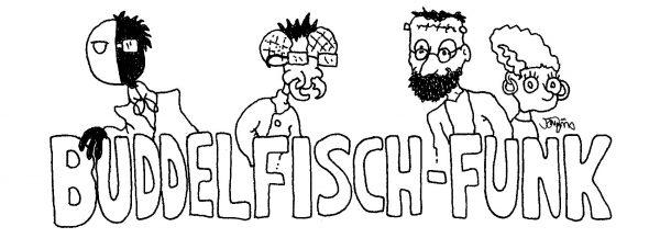 """""""Buddelfisch Funk"""" Folge 05: Kreisch, wenn der Krake kraucht (Podcast)"""