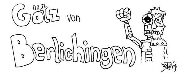 Götz von Berlichingen oder Der Film zum Zitat