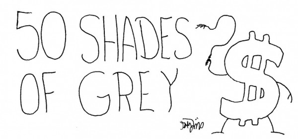Titel 50 Shades of Grey