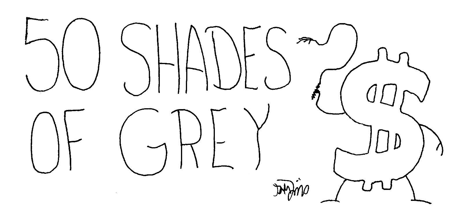 """E. L. James: """"Shades of Grey – Geheimes Verlangen"""""""