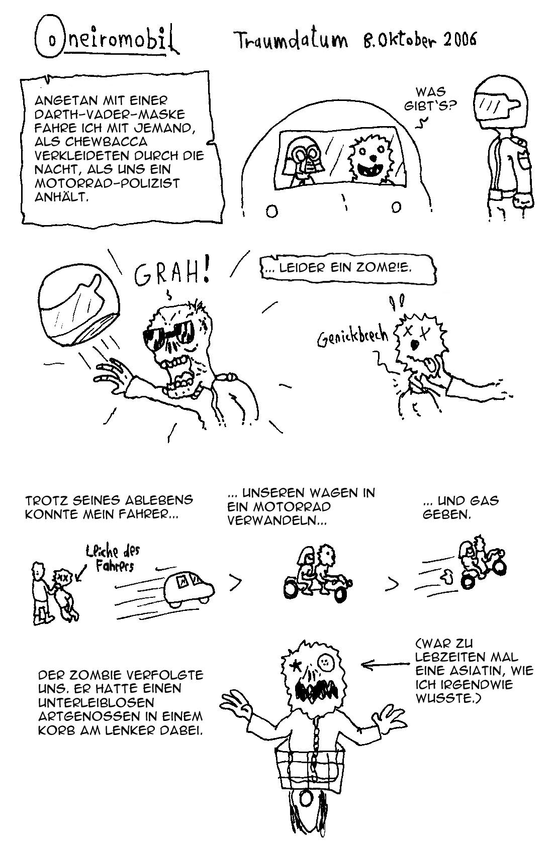 Webcomic - Oneiromobil 003a