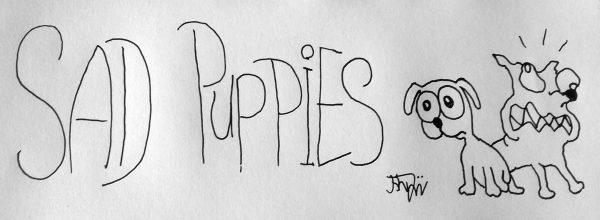 """""""Sad Puppies"""" und aller Grund zur Traurigkeit"""