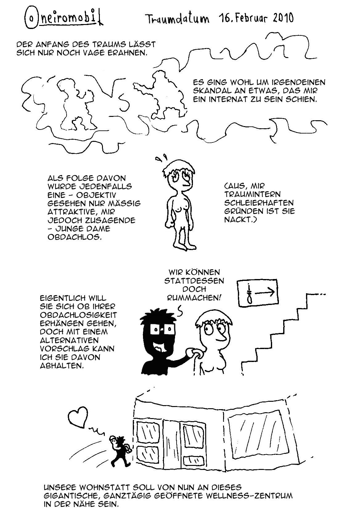 Webcomic - Oneiromobil 009a