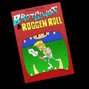 BROTGEWALT heißt die legendäre Band und Roggen Roll ist ihr einmaliger Sound. Wellen der Bewusstlosigkeit rauschen durch das Stadion, wenn BROTON die Stimme hebt! Als zwei seiner jüngsten Fans den Sänger um Hilfe bitten, ist BROTON natürlich sofort zur Stelle. Heisse Rock-Action von Dirk M. Jürgens!