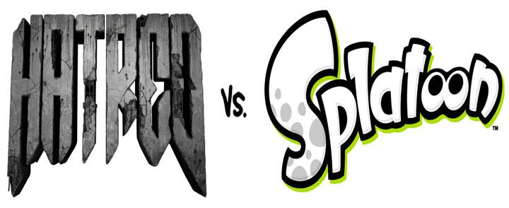 Hatred vs. Splatoon (Cartoon)
