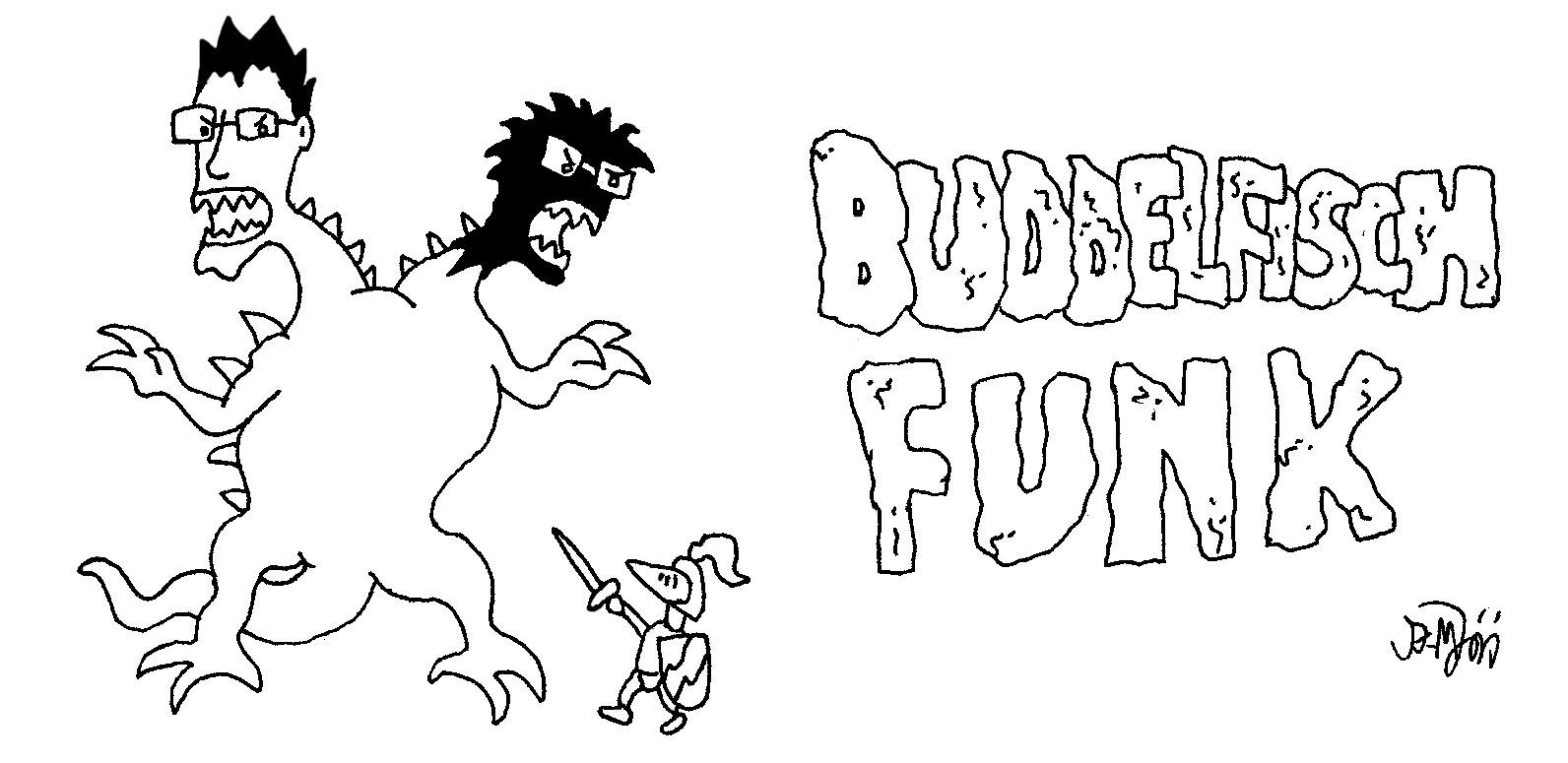 """""""Buddelfisch Funk"""" Folge 11: Lagerfeuergespräch Dark Souls (Podcast)"""