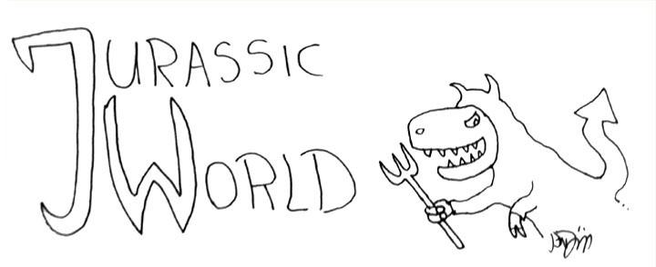 """""""Jurassic World"""" oder Im Banne des Satanosaurus!"""