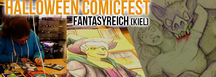 Halloween-Special im Fantasyreich in Kiel
