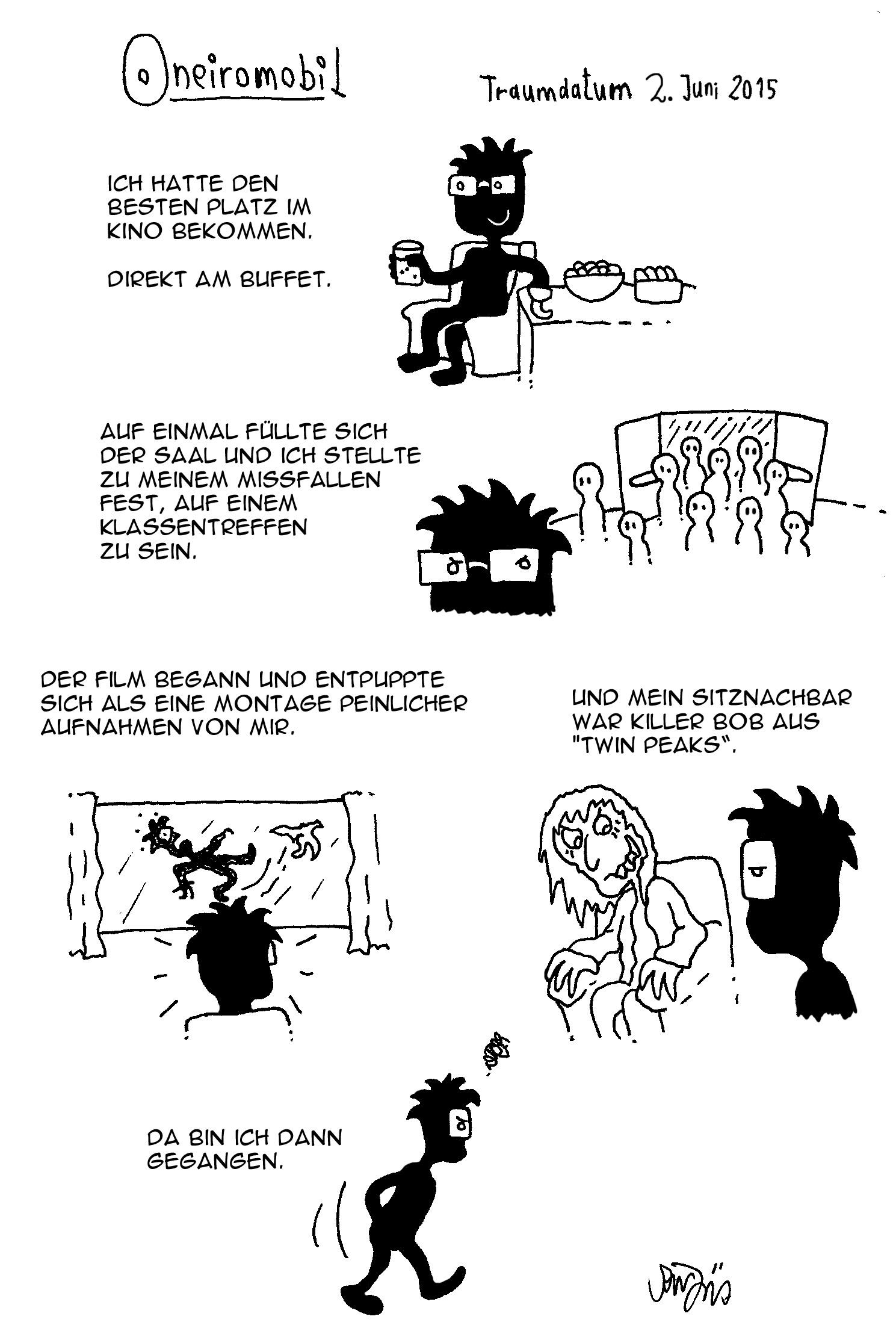 Webcomic - Oneiromobil 023