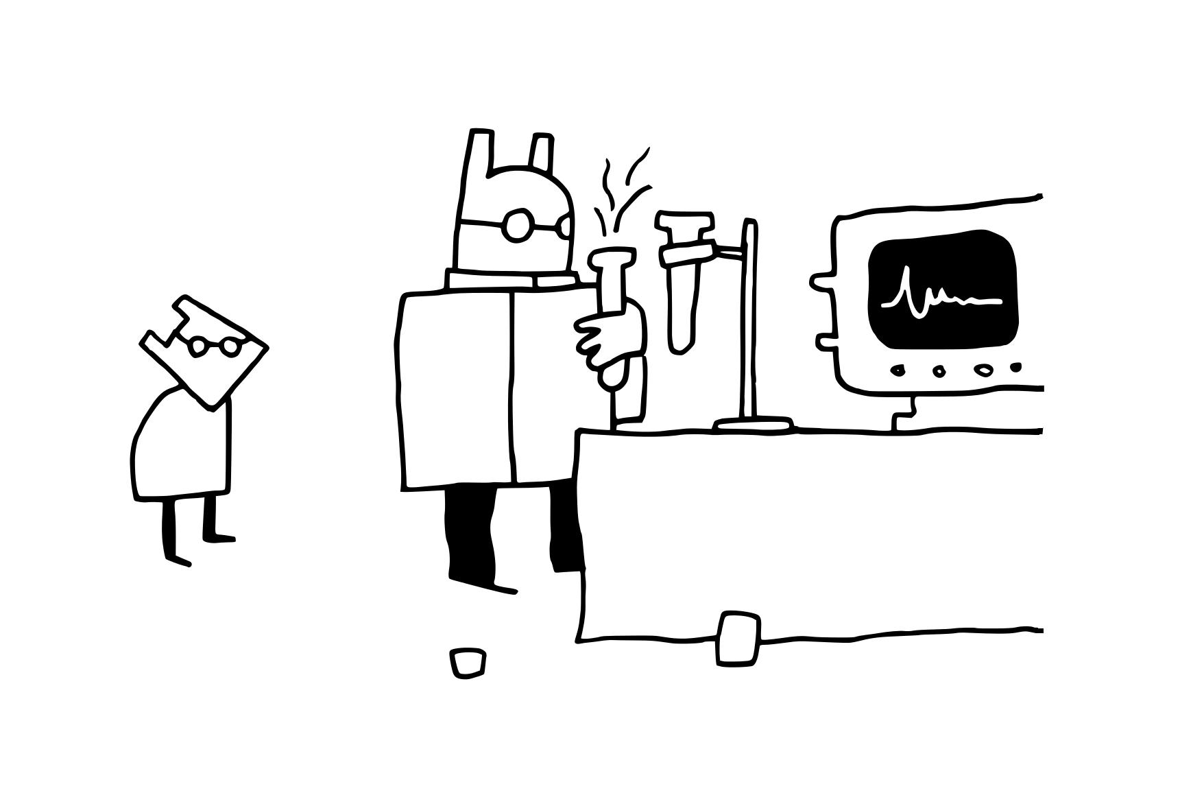 Comic-Collab #060: Gespalten