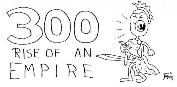 Titel - 300 Rise of an Empire
