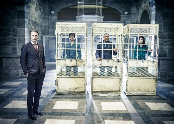 Hannibal Season 2 Teaser Image