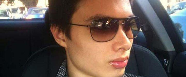 Elliot rodger sunglass selfie