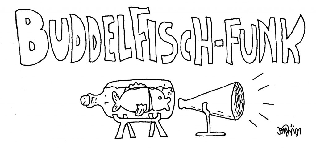 Titel - Buddelfisch-Funk