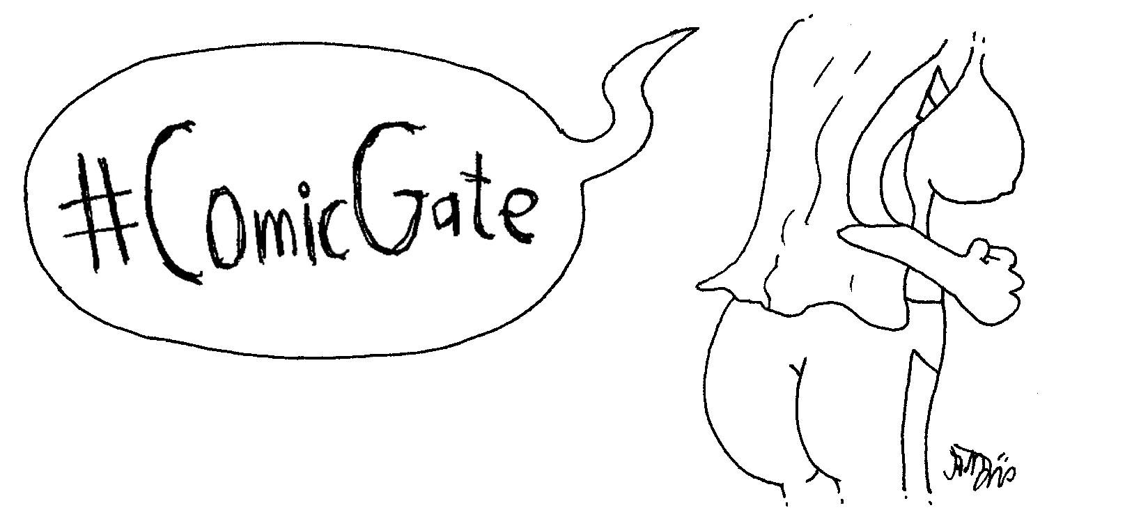 Titel ComicGate