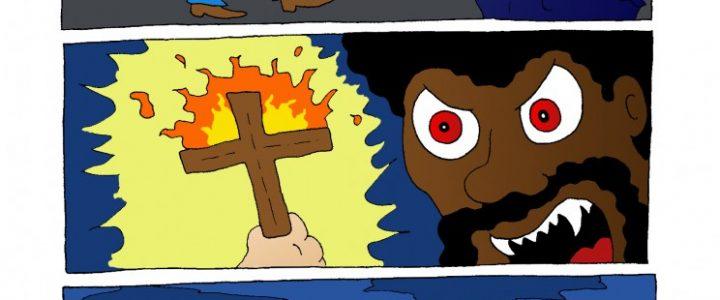 Webcomic Blackula