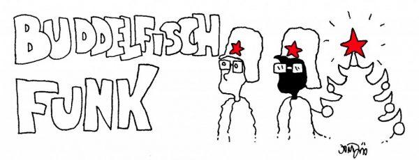 Buddelfisch Funk Weihnachten2014