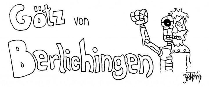 Titel Götz von Berlichingen