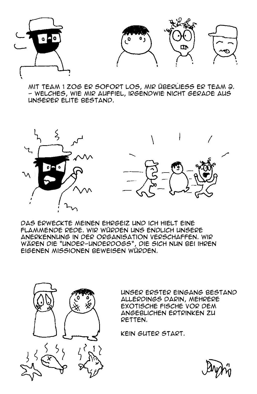 Webcomic - Oneiromobil 001c