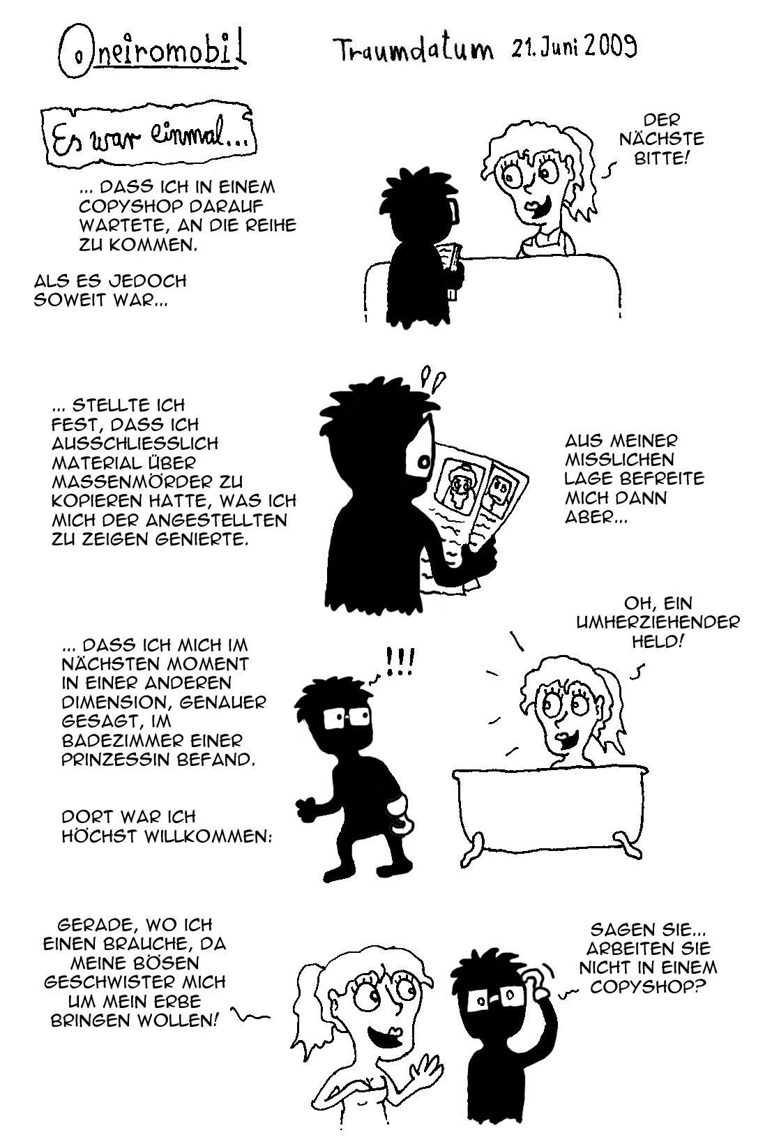 Webcomics - Oneiromobil 005a