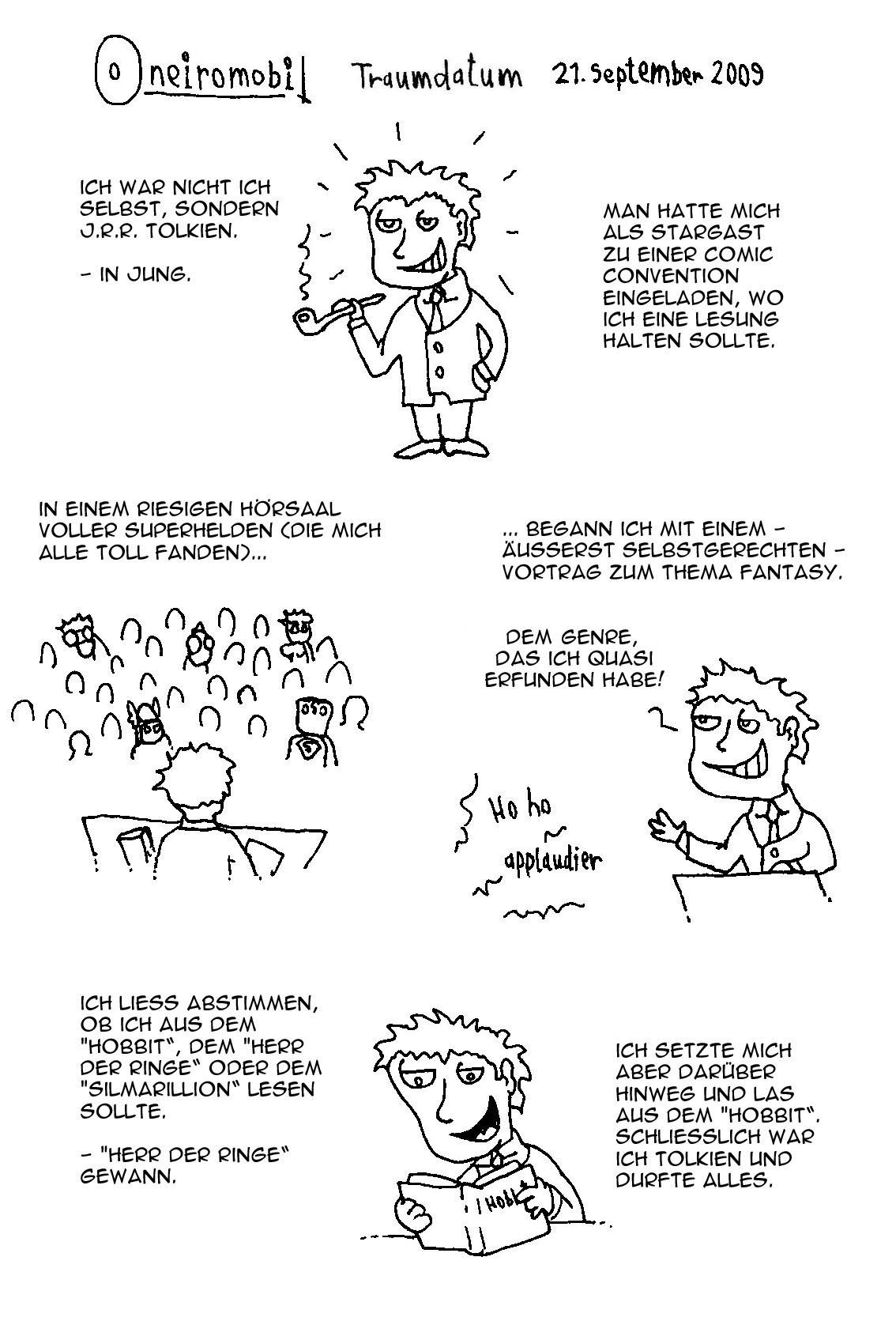 Webcomic - Oneiromobil 006a