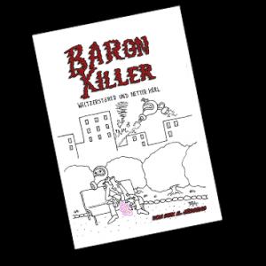 In Dirk M. Jürgens' Drama hat es Baron Killer mit Konkurrenten wie Dr. Pfui Man-Chu und Feinden wie G.I. Jochen zu tun, doch einem echten Superbösewicht können sie nicht das Wasser reichen. Aber warum wird es dann nichts mit der Weltherrschaft? Auch seine treu ergebenen Baronessen und tödliche Baronbots helfen nur wenig wenn es um... die Liebe geht.
