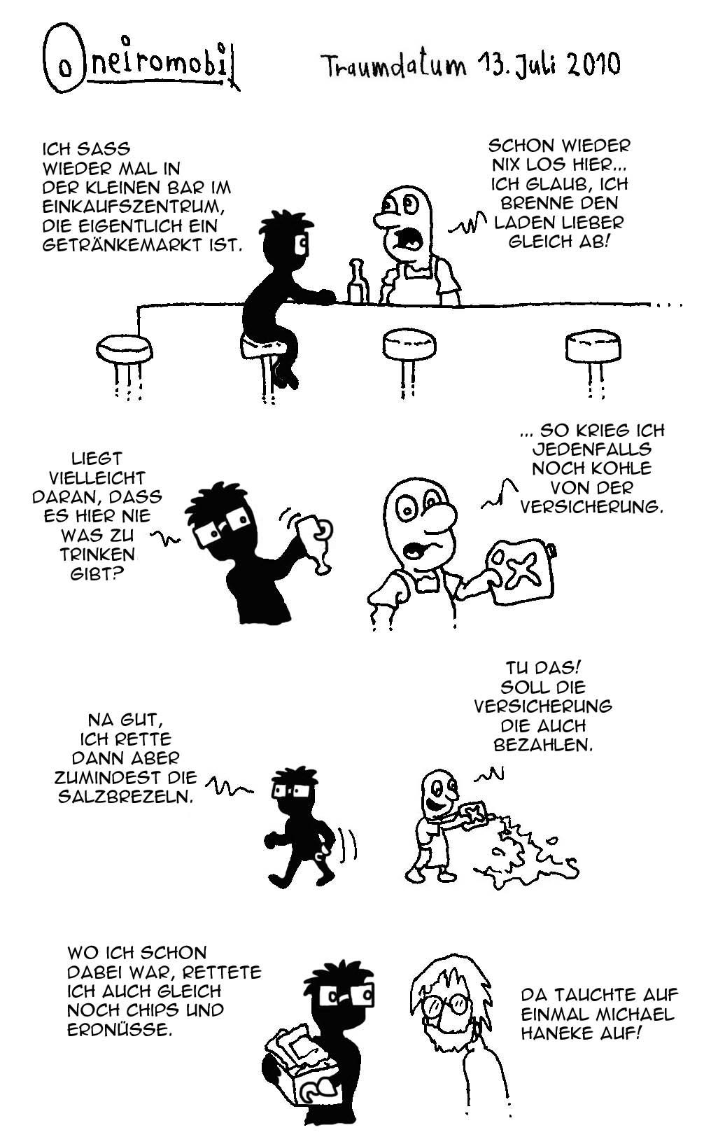 Webcomic - Oneiromobil 011a