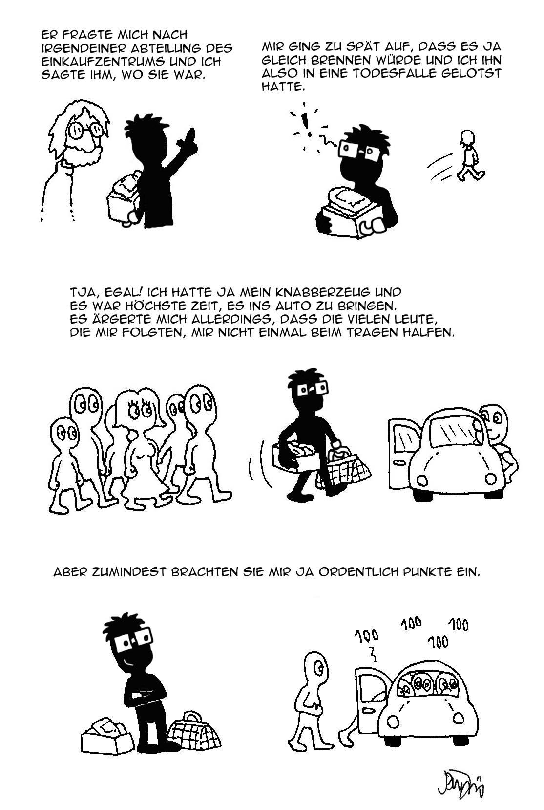Webcomic - Oneiromobil 011b
