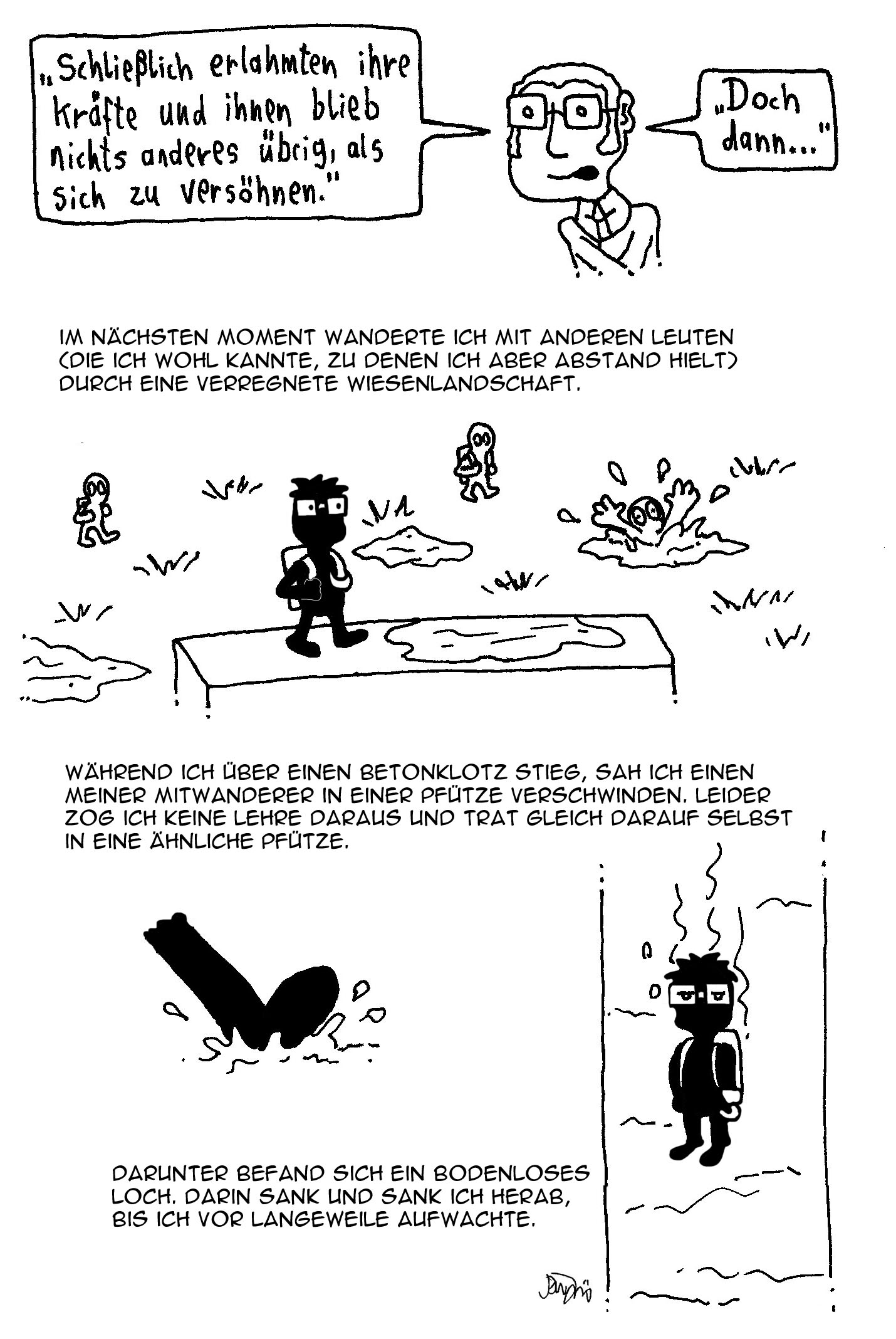 Webcomic - Oneiromobil 014c