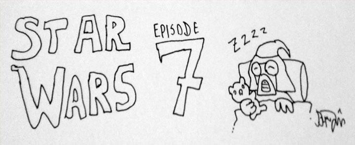 """""""Star Wars – Episode 7: Das Erwachen der Macht"""" oder Das Entschlafen des Interesses (UPDATE)"""