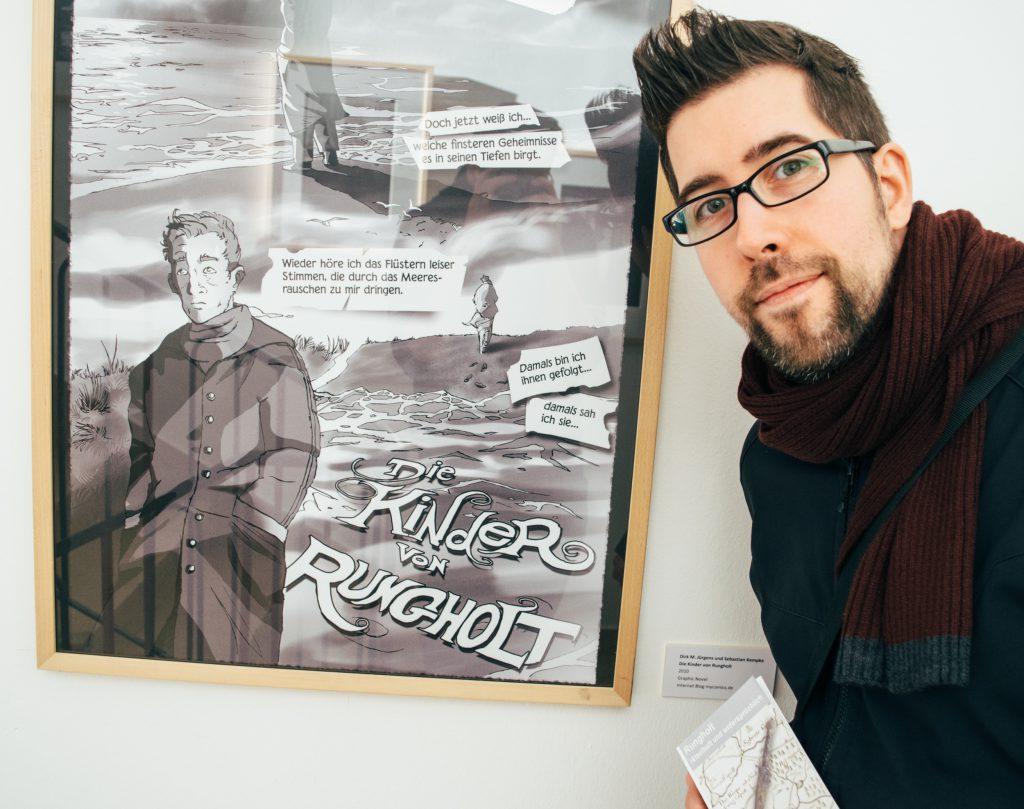 Rungholt im Nordseemuseum Husum