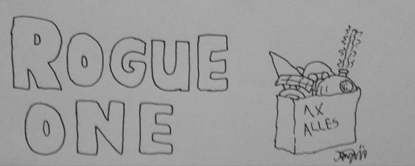 Titel Rogue One