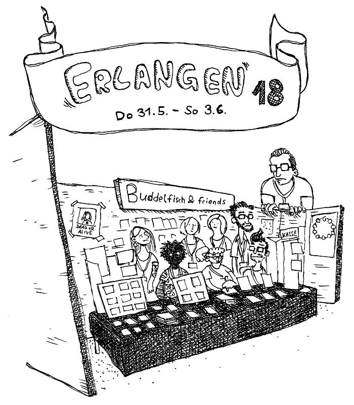 Erlangen-Tagebuch 2018
