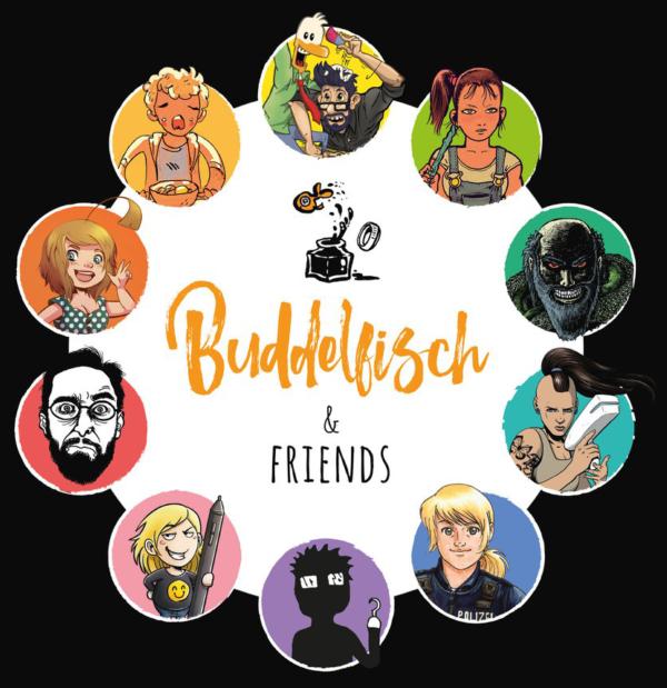 buddelfisch_friends_square